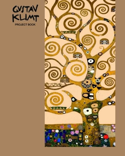 9781494723460: Gustav Klimt Project Book: Tree of Life ( Journal / Large Notebook ) (Signature Series)