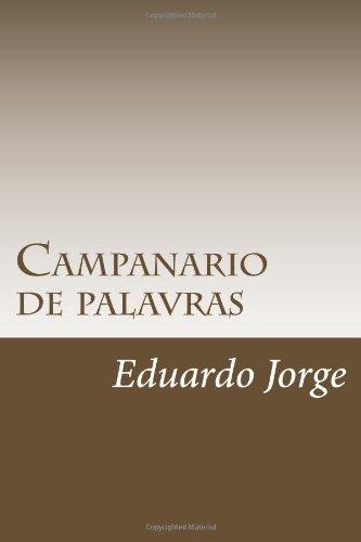 Campanario de Palavras: Poesia: Eduardo Jorge