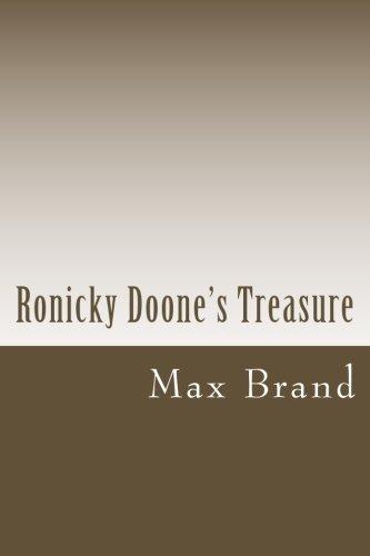 9781494737733: Ronicky Doone's Treasure