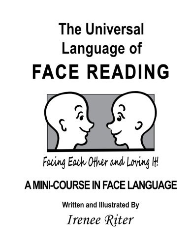 9781494744403: The Universal Language of FACE READING