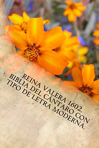 9781494747688: Reina Valera 1602. Biblia del Cántaro con Tipo de Letra Moderna.: Primera Reina Valera, Primera Revision de la Biblia en Espanol (Nuevo Testamento)
