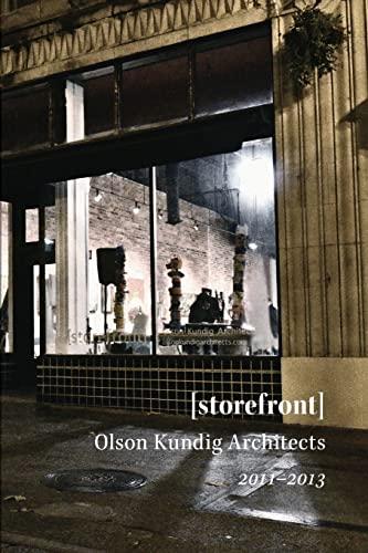 9781494752910: [storefront] Olson Kundig Architects