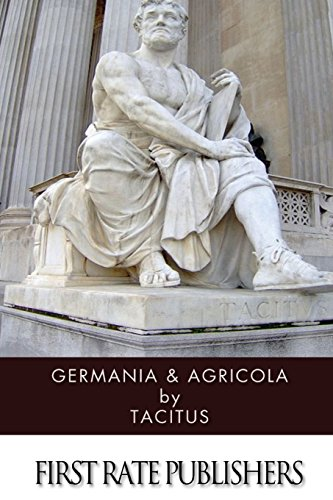 9781494756963: Germania & Agricola