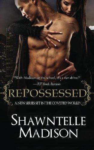 9781494765767: Repossessed: Volume 1 (Warlock Repo Man Chronicles)