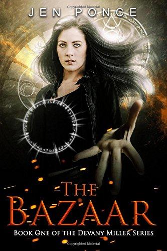 The Bazaar: Jen Ponce