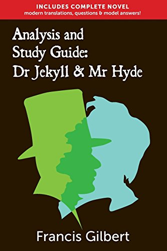 9781494767914: Analysis & Study Guide: Dr Jekyll and Mr Hyde: Complete text & integrated study guide: 2 (Creative Study Guide Editions)