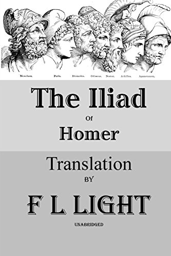 9781494770747: The Iliad: Unabridged for Audible