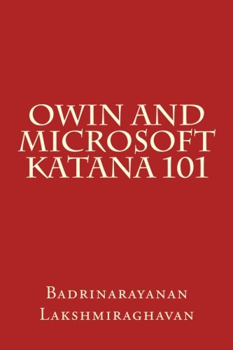 9781494773571: OWIN and Microsoft Katana 101