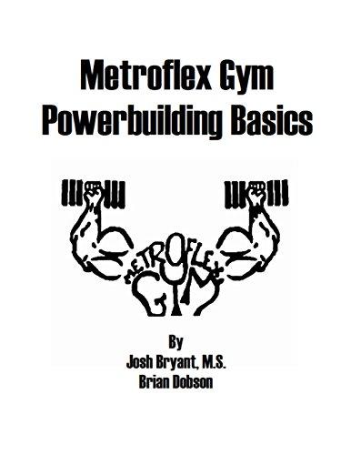 9781494773724: Metroflex Powerbuilding Basics