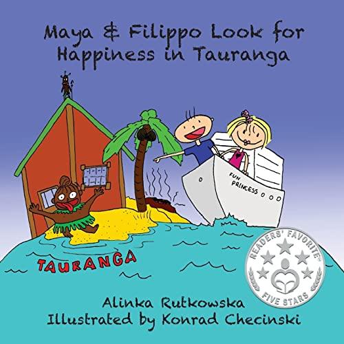Maya & Filippo Look for Happiness in Tauranga: Alinka Rutkowska