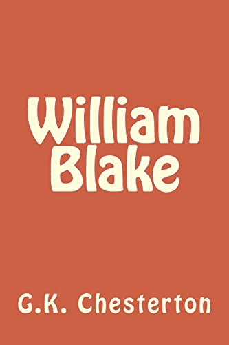 9781494783150: William Blake
