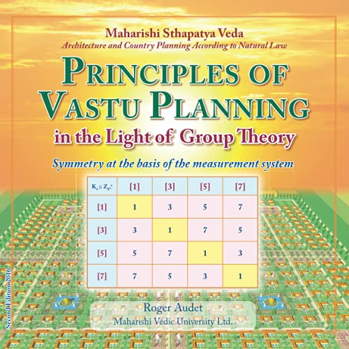 9781494785611: Principles of Vastu Planning: In the Light of Group Theory