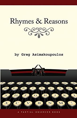 9781494786465: Rhymes & Reasons