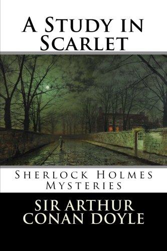 9781494811273: A Study in Scarlet: Sherlock Holmes Mysteries