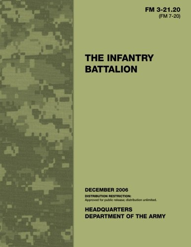 9781494827380: The Infantry Battalion