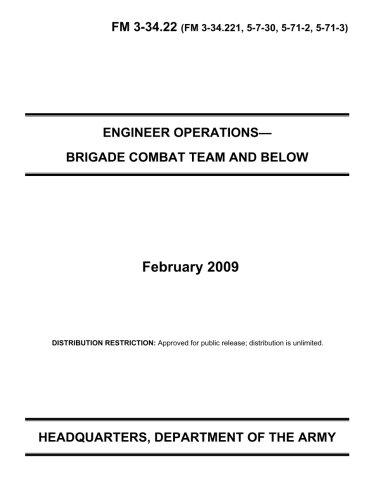 9781494836504: Engineer Operations - Brigade Combat Team and Below