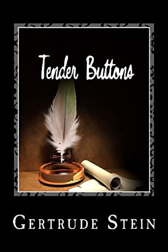 9781494840105: Tender Buttons