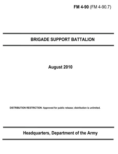 9781494856090: Brigade Support Battalion
