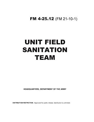 9781494861544: Unit Field Sanitation Team