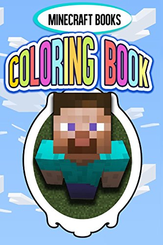 9781494871505: Minecraft Coloring Book: (Volume 1)