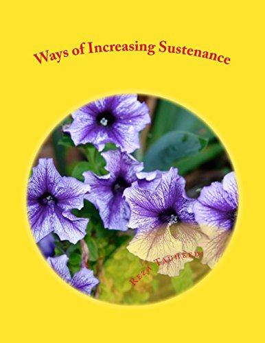 9781494872403: Ways of Increasing Sustenance