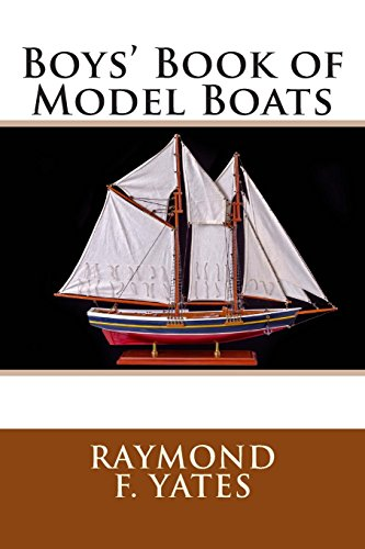 9781494875527: Boys' Book of Model Boats