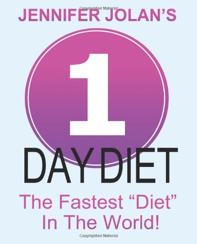 9781494877743: 1-Day Diet - The Fastest
