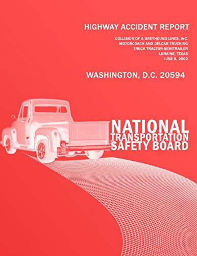 Highway Accident Report: Collision of a Greyhound: National Transportation Safety