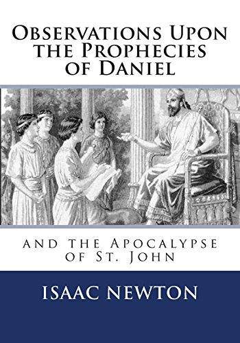 9781494885427: Observations Upon the Prophecies of Daniel and the Apocalypse of St. John
