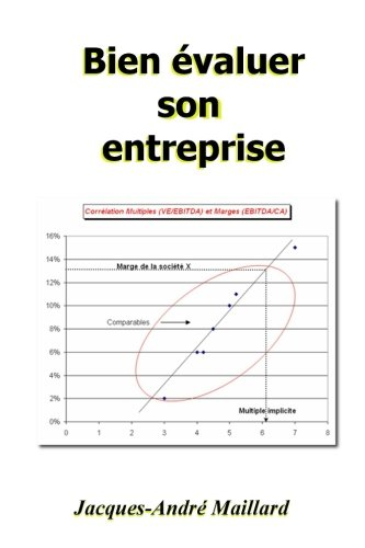 9781494896461: Bien évaluer son entreprise: Du plan d'affaires à la valeur (French Edition)