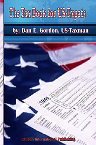9781494897802: The Tax Book for US Expats