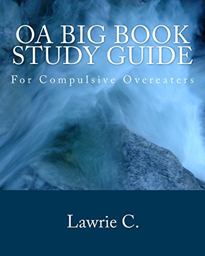 9781494919122: OA Big Book Study Guide: For Compulsive Overeaters