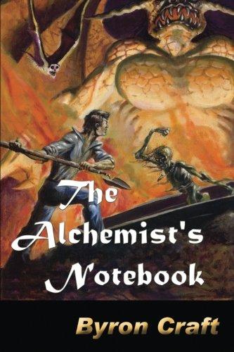 9781494950095: The Alchemist's Notebook