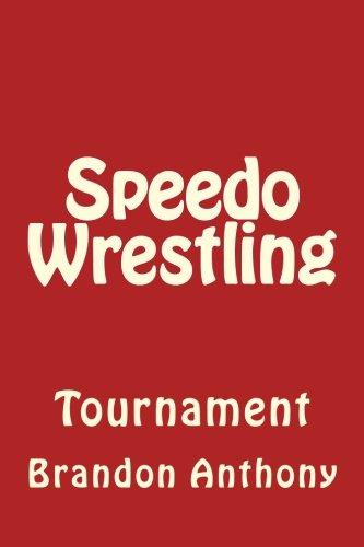 Speedo Wrestling: Anthony, Brandon