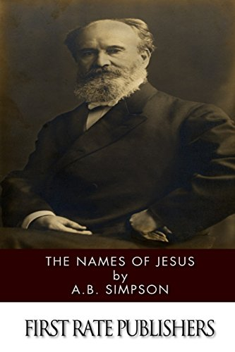 9781494954659: The Names of Jesus