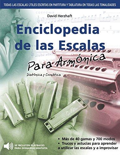 9781494964115: Enciclopedia de las Escalas para Armonica (Spanish Edition)