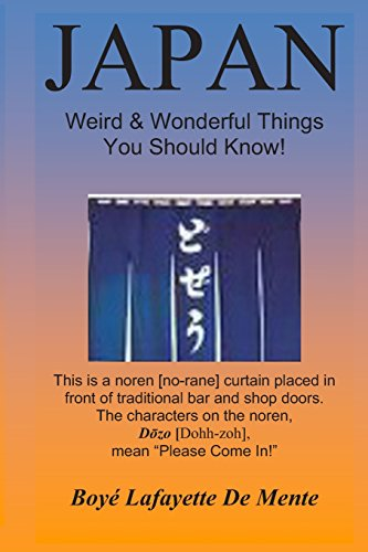 9781494973315: JAPAN Weird & Wonderful Things You Should Know!