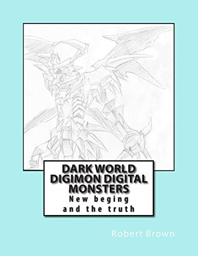 9781494979263: Dark World Digimon Digital Monsters