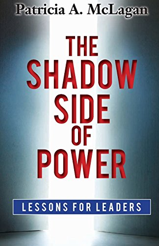 The Shadow Side of Power: Lessons for Leaders: Ms Patricia A McLagan