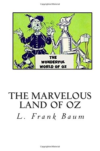 9781494989705: The Marvelous Land of Oz