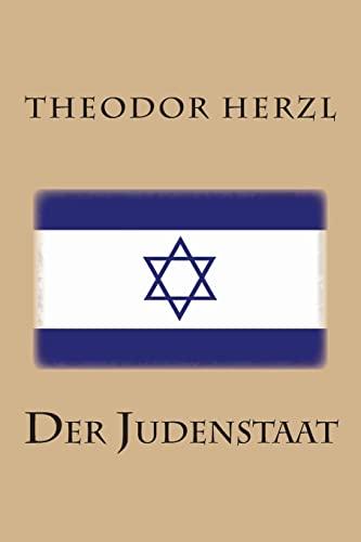 9781494998899: Der Judenstaat (German Edition)
