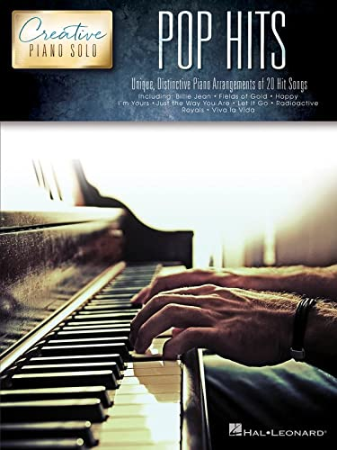 9781495002342: Pop hits - creative piano solo piano