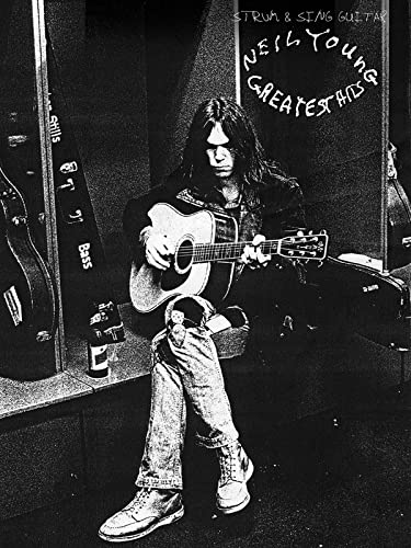 9781495002519: Strum & Sing: Neil Young - Greatest Hits