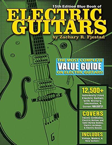9781495003950: Blue Book of Electric Guitars