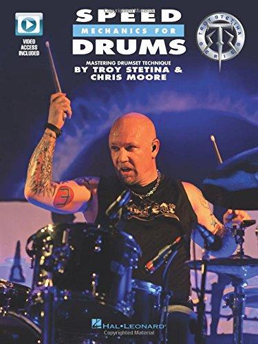 9781495004032: Speed mechanics for drums batterie+enregistrements online