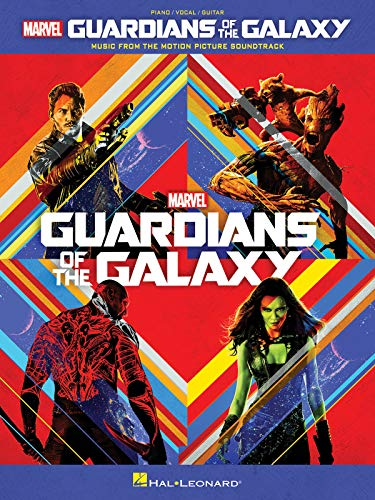 Guardians of the Galaxy: Music from the Motion Picture Soundtrack: Hal Leonard Corp.