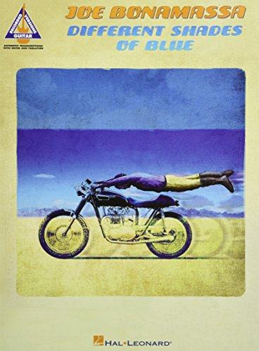 Joe Bonamassa - Different Shades of Blue (Guitar Recorded Versions): Bonamassa, Joe