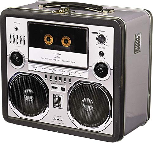 9781495005732: Aquarius Boombox Lunchbox