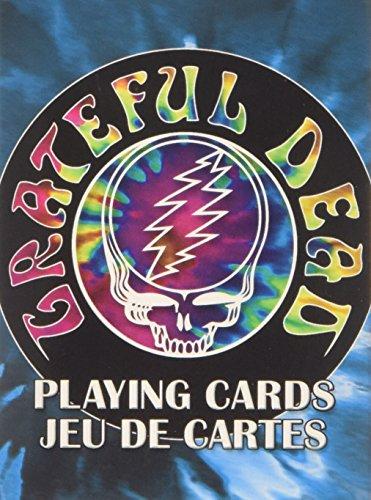Playing Cards Grateful Dead: Single Deck: Hal Leonard Publishing