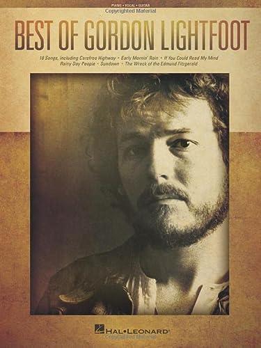 9781495006852: Best of Gordon Lightfoot